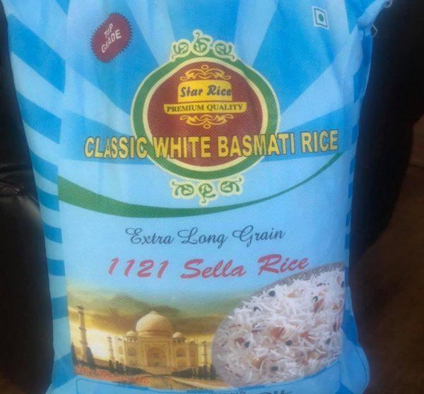 Basmati ryžiai Star Rice
